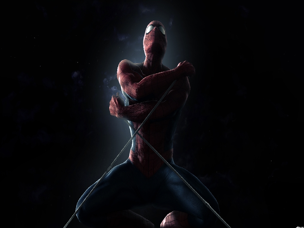 Superheroes wallpaper 12